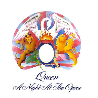 Queen — A Night At The Opera (1975)